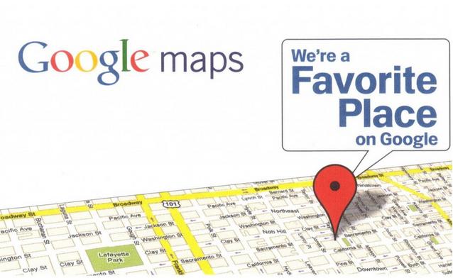 google地图 GPS定位